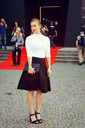 Eliska H. -  - Prague Fashion Week 2014