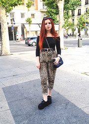 Be Hepburn - Zerouv Sunnies, Wholesale7 Top, River Island Pants, Choies Creepers - 040