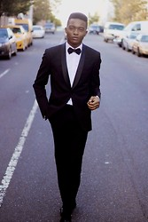Igee Okafor -  - Dress Code | Black Tie