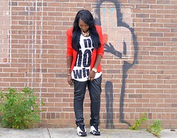 Fabulous Perks -  - Blacktoe 14s Jordans OOTD (Chicks In Kicks)