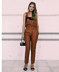 Laura Hayden - Asos Jumpsuit, Asos Sandals, Chanel Bag - Lx