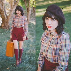 Amy Roiland - Pepaloves Blouse - Lost in the now