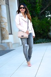 Eye Like Fashion -  - Pink & Grey