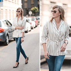 Katarina Vidd - All Items On My Blog - Is it a shirt or is it a blazer?