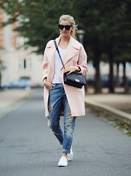 Christina Dueholm -  - Pink & denim