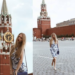 Julia Roga -  - Moscow | Red Square