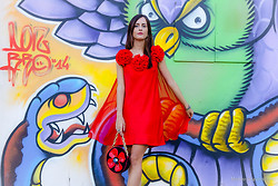 Giulia -  - Red dress 《now on julibox.it》