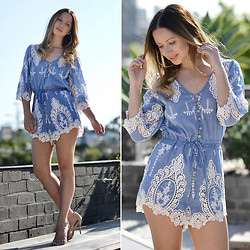 Friend in Fashion * -  - THE PLAYSUIT