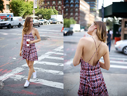 Charlotte Bridgeman - Finders Keepers The Label Dress, Converse Shoes - Dream On