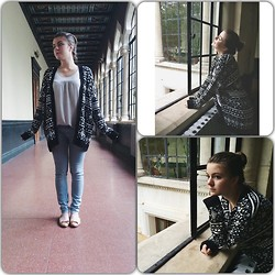 Ioana Lună -  - Friday outfit