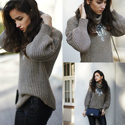 RUTA GYVYTE -  - IT'S ALL ABOUT A KNITWEAR