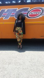 Style_A_Nelo M -  - Life is just a BIG ORANGE BUS