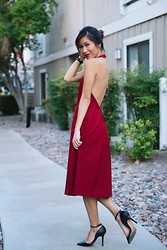 Lisa Linh -  - Romantic Red