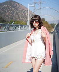 Amy Roiland - Choies Romper - Sunshine is my maiden name