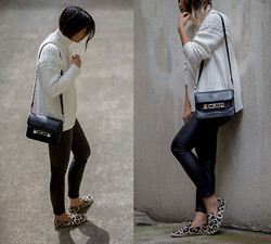 Jiawa Liu -  - Cable Knits and Espadrilles