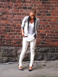 Pia Dahlman -  - White for fall