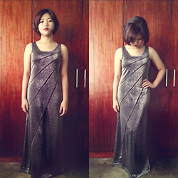 Danichi Vill -  -  Silver Dress suits me