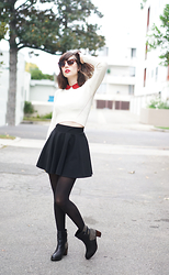 Amy Roiland - Gentle Fawn Top, Samantha Pleet Boots - Slow my roll , F dat