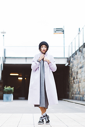 Alex Closet - Asos Coat, Vans Shoes - Moving on