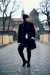 Camila Torres - Les Artists Hat, Marc By Jacobs Coat, The Last Conspiracy Shoes - Is this love...