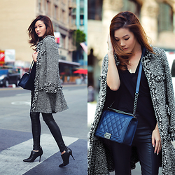 Jenny Tsang - Tweed Coat - Tweedification