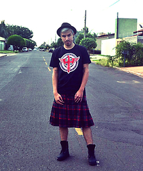 Jeffi Xavier -  - Kilt is love ♥