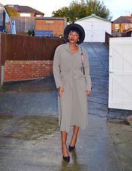 Abi Ogun -  - My Trench Coat
