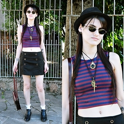 Vanda V -  - Look de domingo