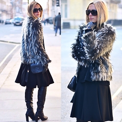Camila Carril -  - Winter Looks