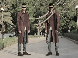 Abdel - Ja Coat - Welcome February
