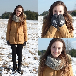 Łucja -  - Winter look #2
