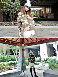Annabelle Lao -  - Camo is my thing