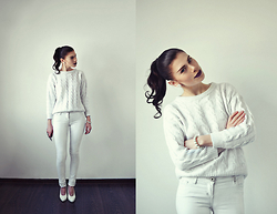 Sindy Blog -  - My perfect white outfit
