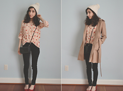 Neno Neno - Cute Strawberry Blouse, Br Hat! - Galentine's Day! ♥