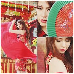 Lily ThandaSoe -  - Gong Xi Fa Cai ~  It is the time for CNY !!!