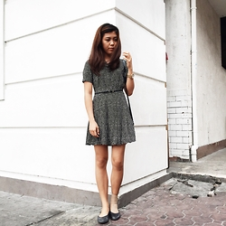 Hannako Ngohayon - Forever 21 Dress - Cornered