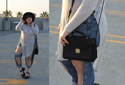 Sabrina - Forever 21 Crossbody Bad - Holy Ghost