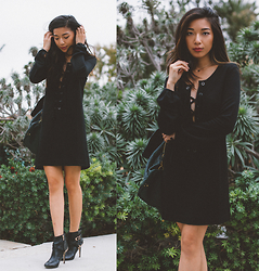 Stephanie Liu - Isabel Marant Dress - California Native