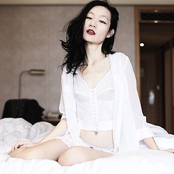 Ren Rong - M)Phosis Sheer Shirt, Vedette Shapewear Lace Longline - The Impropriety Seesaw (Giveaway)