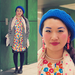 Kanaho Morris - Dr. Martens Vintage, Handmade Kanaho! Earrings - Feb 22,2015