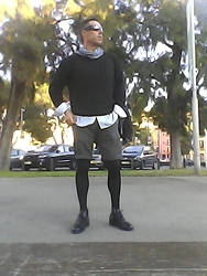 Llorenç M. -  - Who needs long pants?