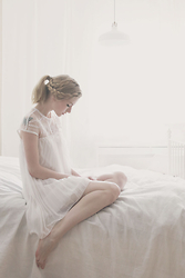 Joana ♡ - Sheinside Dress - The white room