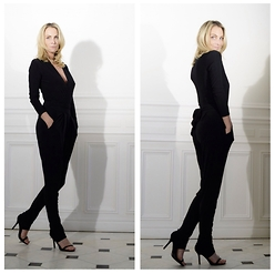 Emma Easton - Asos Combinaison - THE JUMPSUIT STATEMENT GUIDE