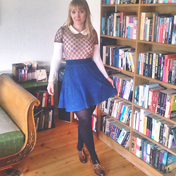 Gitte Tofte - Rude Dotted, Marc By Jacobs Vintage, (Un) Fashion Vintage In Bangkok - Casual Saturday