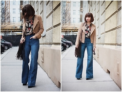 TPol M -  - Flare jeans