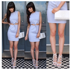 Victoria Rose -  - Knotted Dress