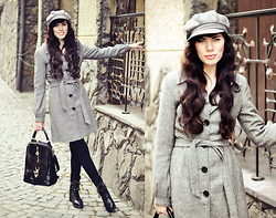 Sindy Blog -  - Grey coat