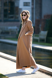 Christine R. - Charlie May Coat - Full length coat