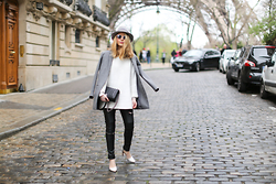 Caroline Louis - Roc Eyewear Sunglasses - Rainy Paris