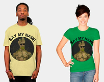 Danny Villarreal - Daniac Say My Name, Daniac Say My Name - Say my name T-shirts